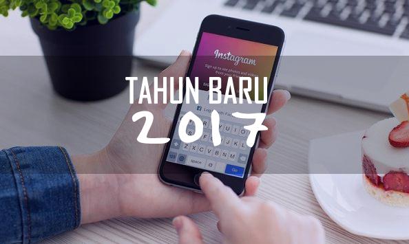 kata yang pas buat  kau jadikan Caption Instagram untuk mernyambut tahun Baru  24 Caption Instagram Menyambut Tahun Baru 2017