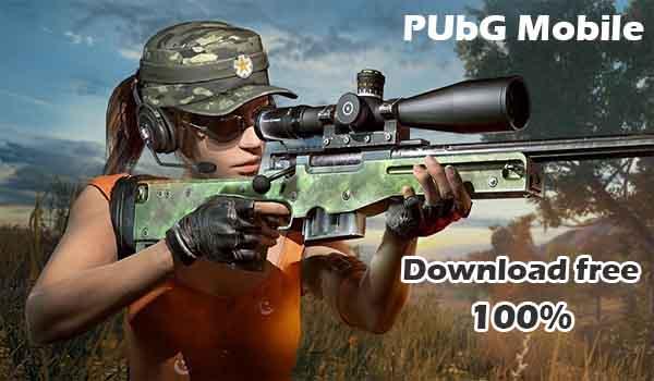 تحميل لعبة  pubg mobile للاندرويد 2019