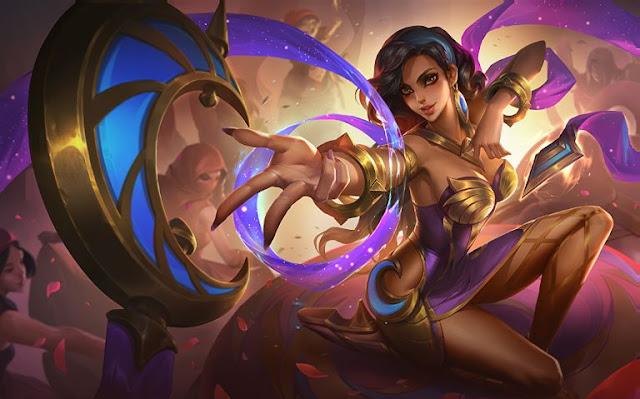 Tutorial, Cara Bermain, dan Build Item Esmeralda Mobile Legends Bang Bang