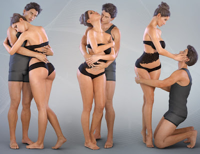 Z Everlasting - Poses for Genesis 3 Male and Female