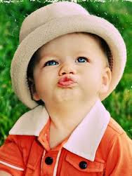 Top latest hd Baby Boy to Girl frist kiss images photos pic wallpaper free download 18