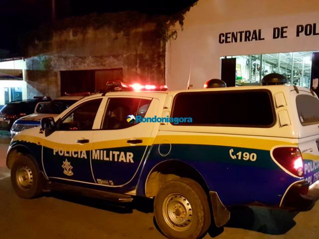 ENDIABRADO: Pai tenta matar filha e quebra dedo de policial