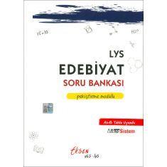 Eksen LYS Edebiyat Soru Bankası Pekiştirme Modülü (2017)