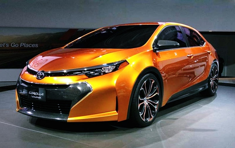 2018 Toyota Corolla Release Date Model Change