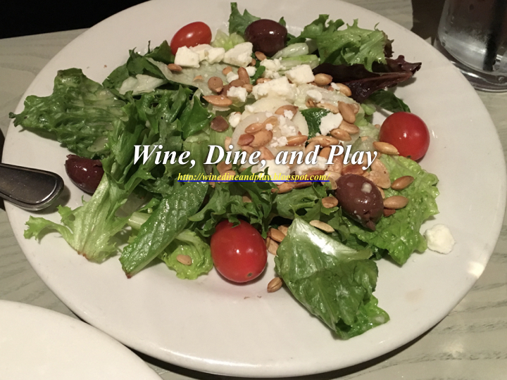 Wine Dine and Play: Bonefish Grill