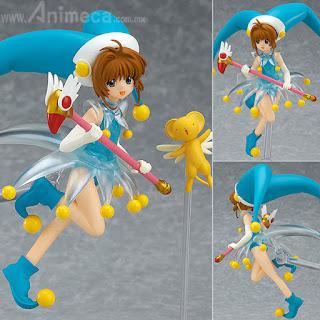 Figura Sakura Kinomoto Battle Costume Ver. figFIX Cardcaptor Sakura