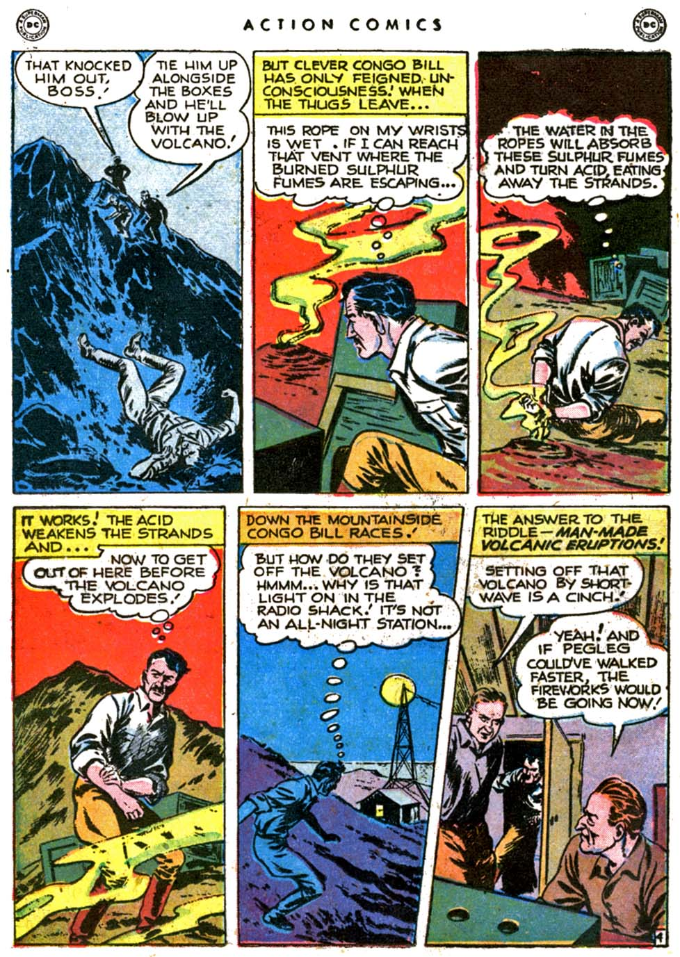 Read online Action Comics (1938) comic -  Issue #123 - 20