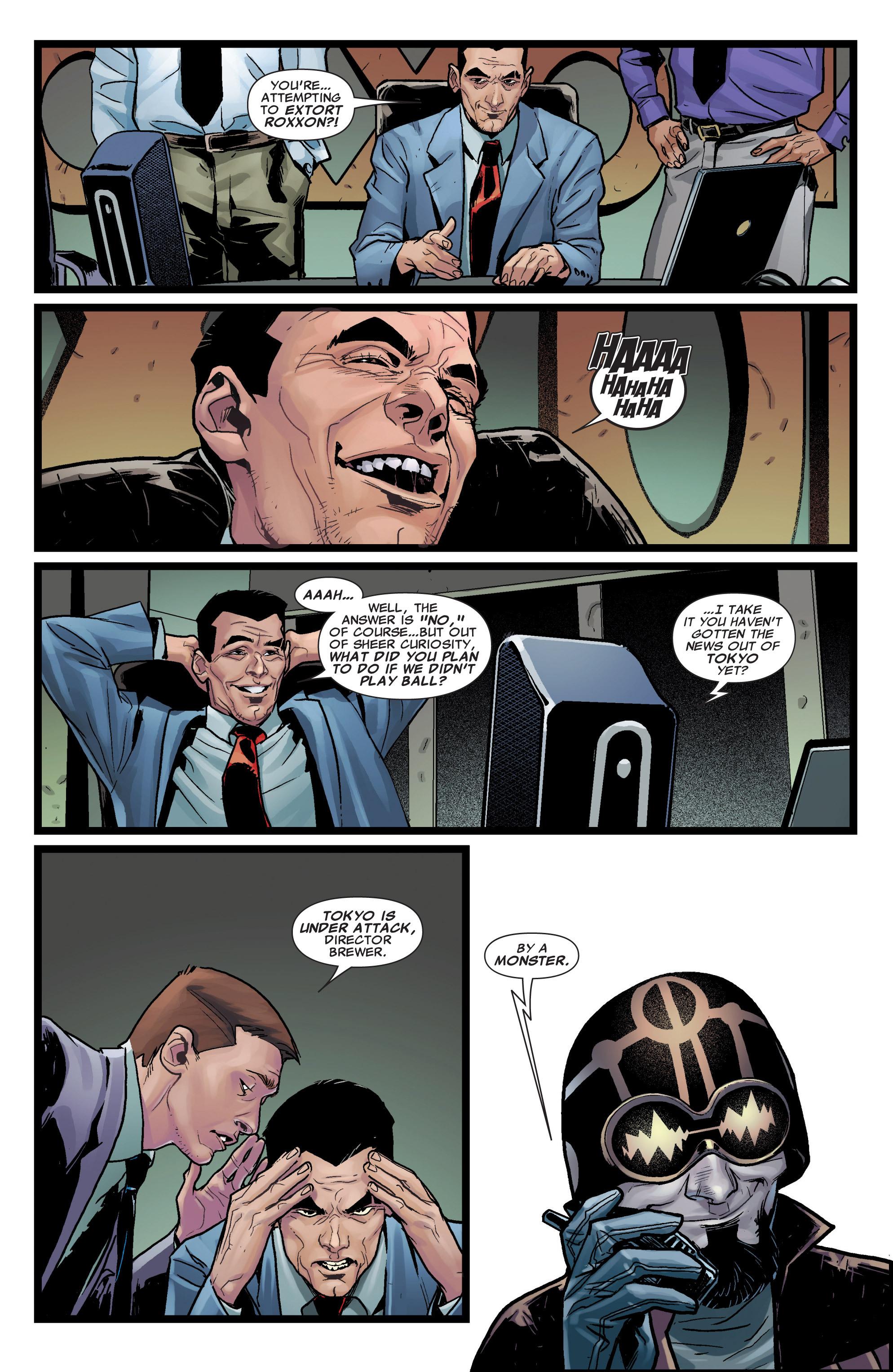 Read online Astonishing X-Men (2004) comic -  Issue #37 - 14