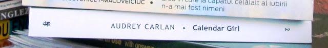 Calendar girl, volumul 2, de Audrey Carlan, recenzie