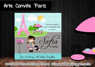 arte convite paris