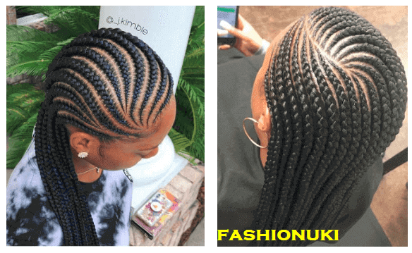 African Hair Braiding Styles 2019: 26+ Latest African Black Braids Hairstyles That Turn Head