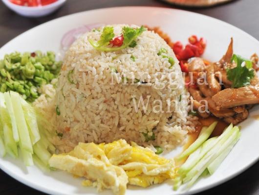Nasi Goreng Belacan Ala Thai