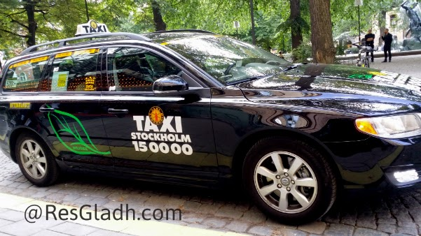 taxi till arlanda från stockholm