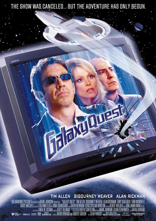 Galaxy Quest Poster