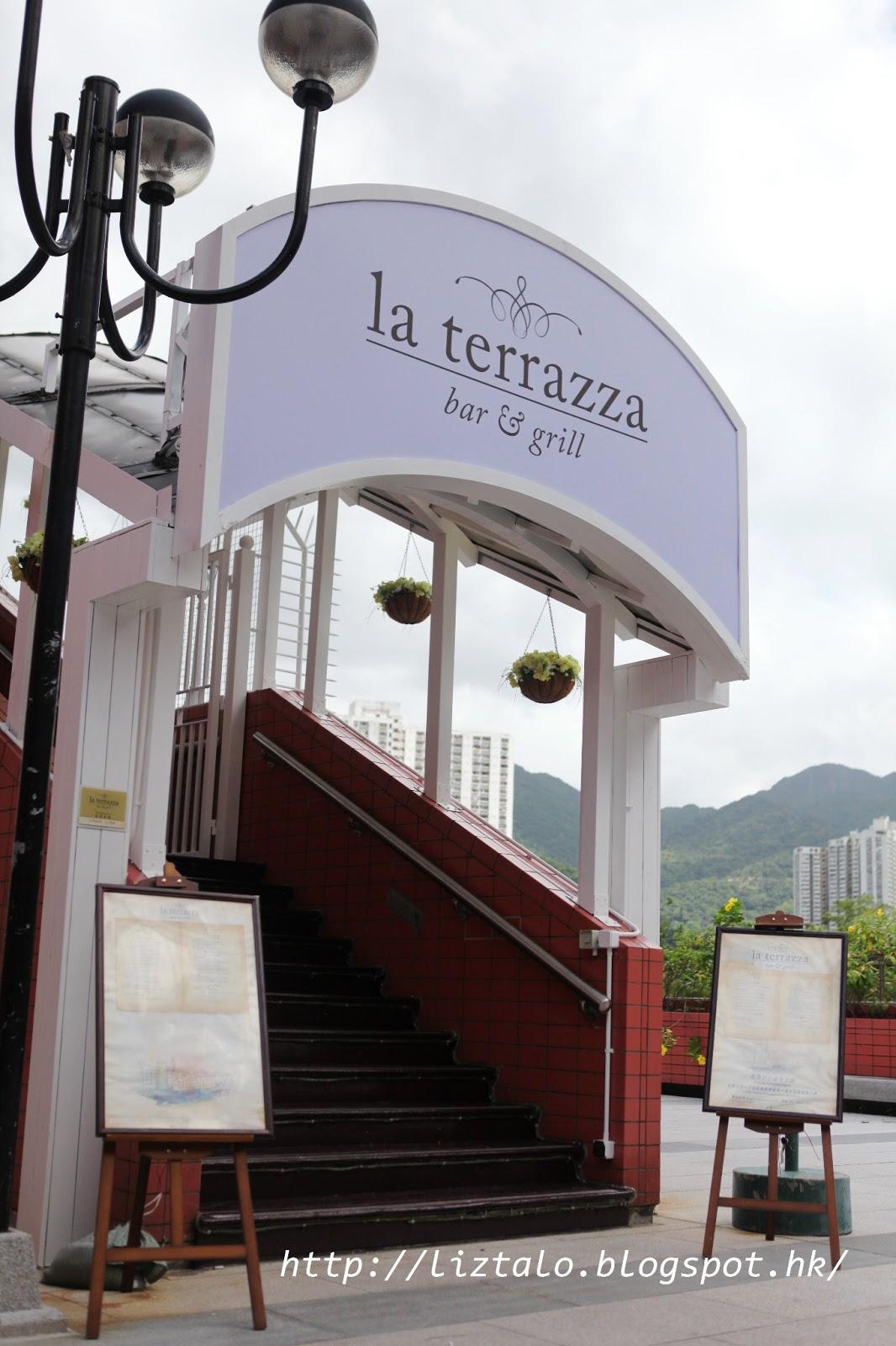 走進夢幻婚禮庭園 La Terrazza Bar Grill