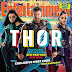 Entertainment Weekly's 'Thor: Ragnarok' Cover