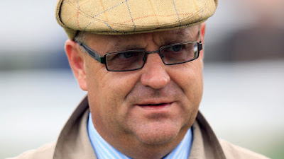 Horse trainer Richard Fahey