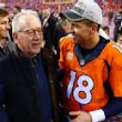 Broncos Quarterback Peyton Manning Retires from the NFL after 18 Years