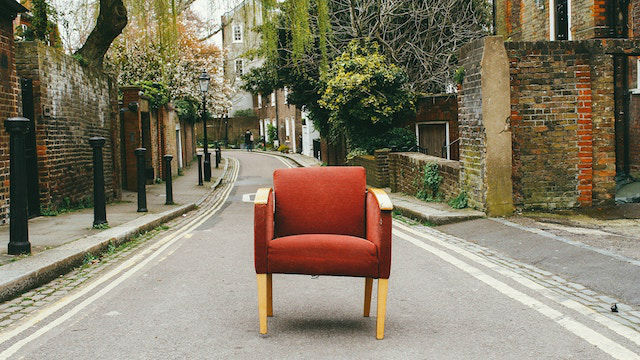 5 cosas que puedes hacer con esos muebles que te sobran en casa