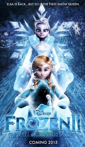 Nữ Hoàng Băng Giá 2 - Frozen 2