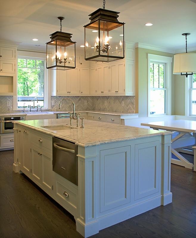 Beautiful Kitchen Backsplashes, Take One