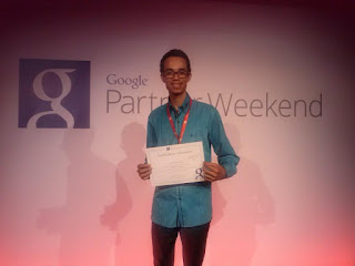 Certificado de Treinamento Google Partner Weekend