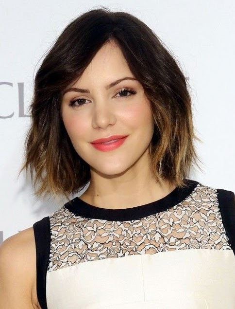Short Ombre Hairstyles Ideas