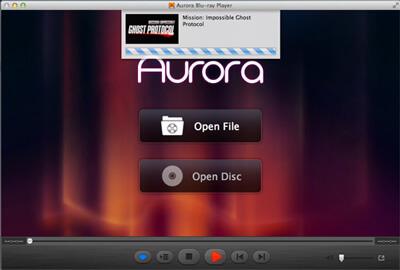 aurora bluray player main