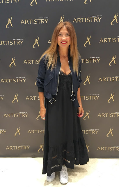 Anway, Artistry, Beauty Party, Make Up, lifestyle, party time, blogger, belleza integral, cuidados de belleza