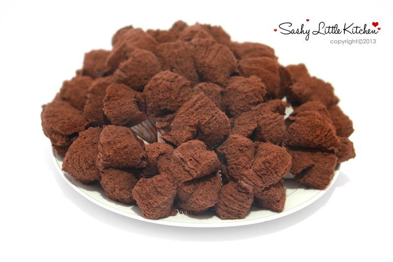 Resep Bolu Jadul Ny Liem: Brownies Kukus Mekar (Ny. Liem)