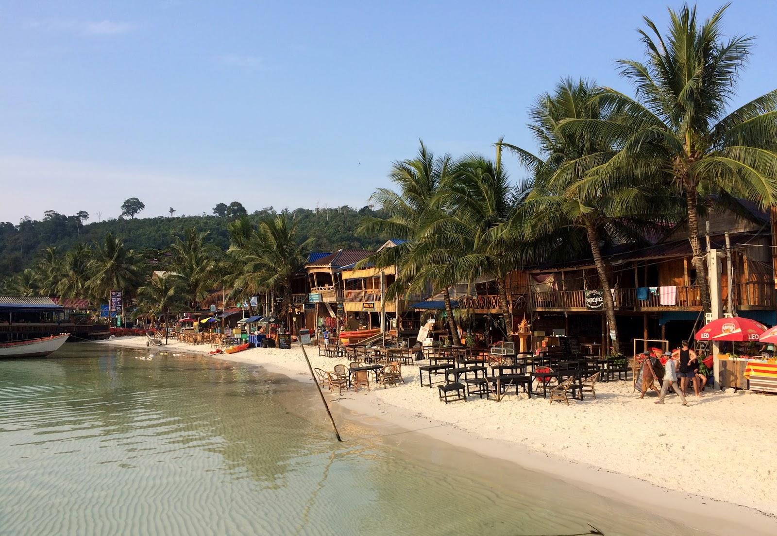 Koh Rong Kambodża