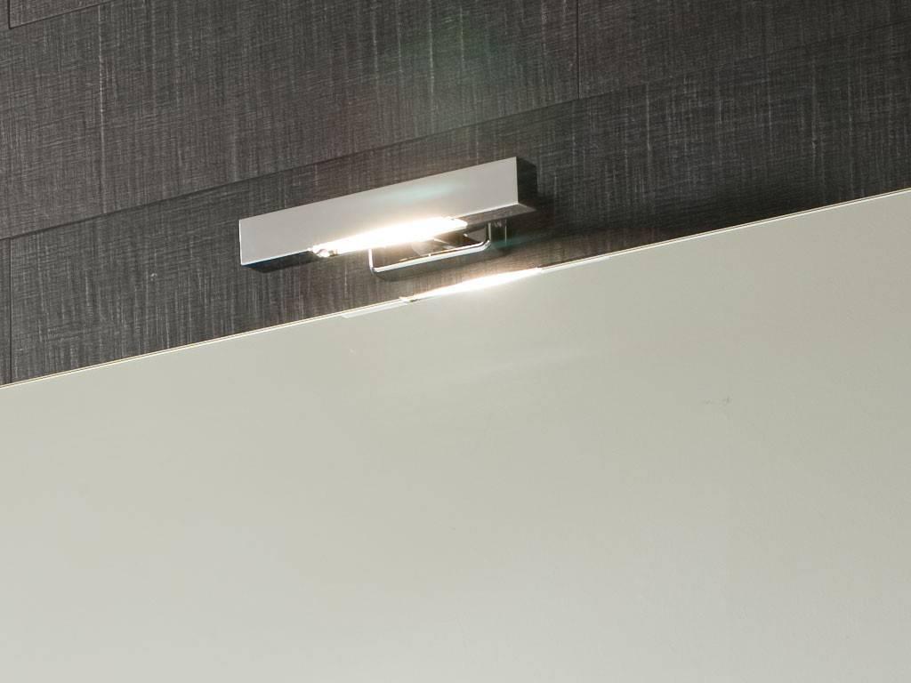 Arredamento moderno illuminazione bagno moderno - Illuminazione bagno led ...