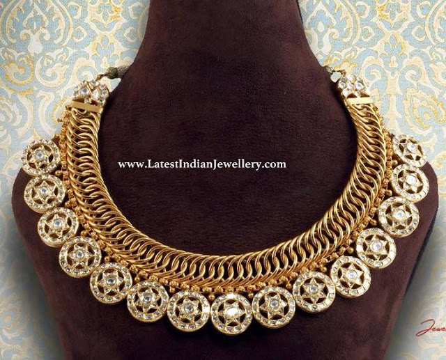 Jablebi Necklace