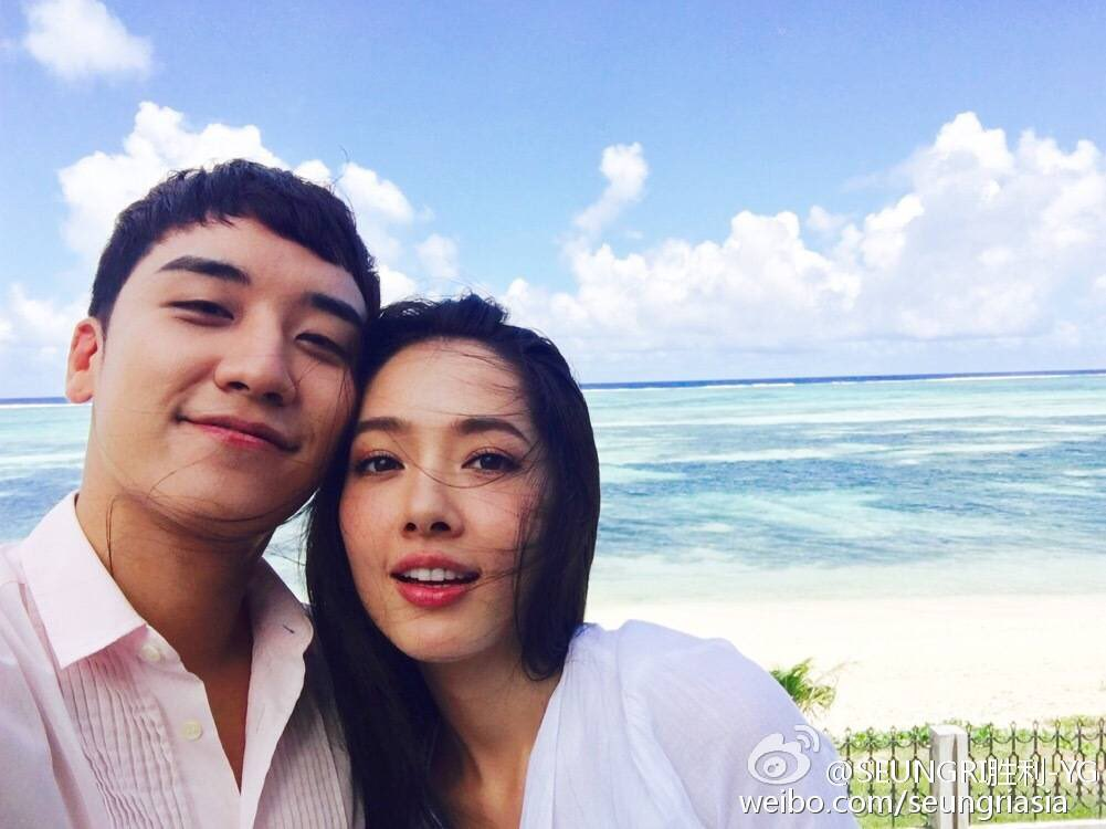 Big bang seungri dating