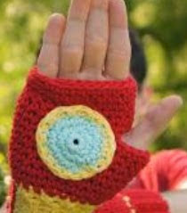 http://www.craftsy.com/pattern/crocheting/accessory/crocheted-iron-man-fingerless-gloves/14711