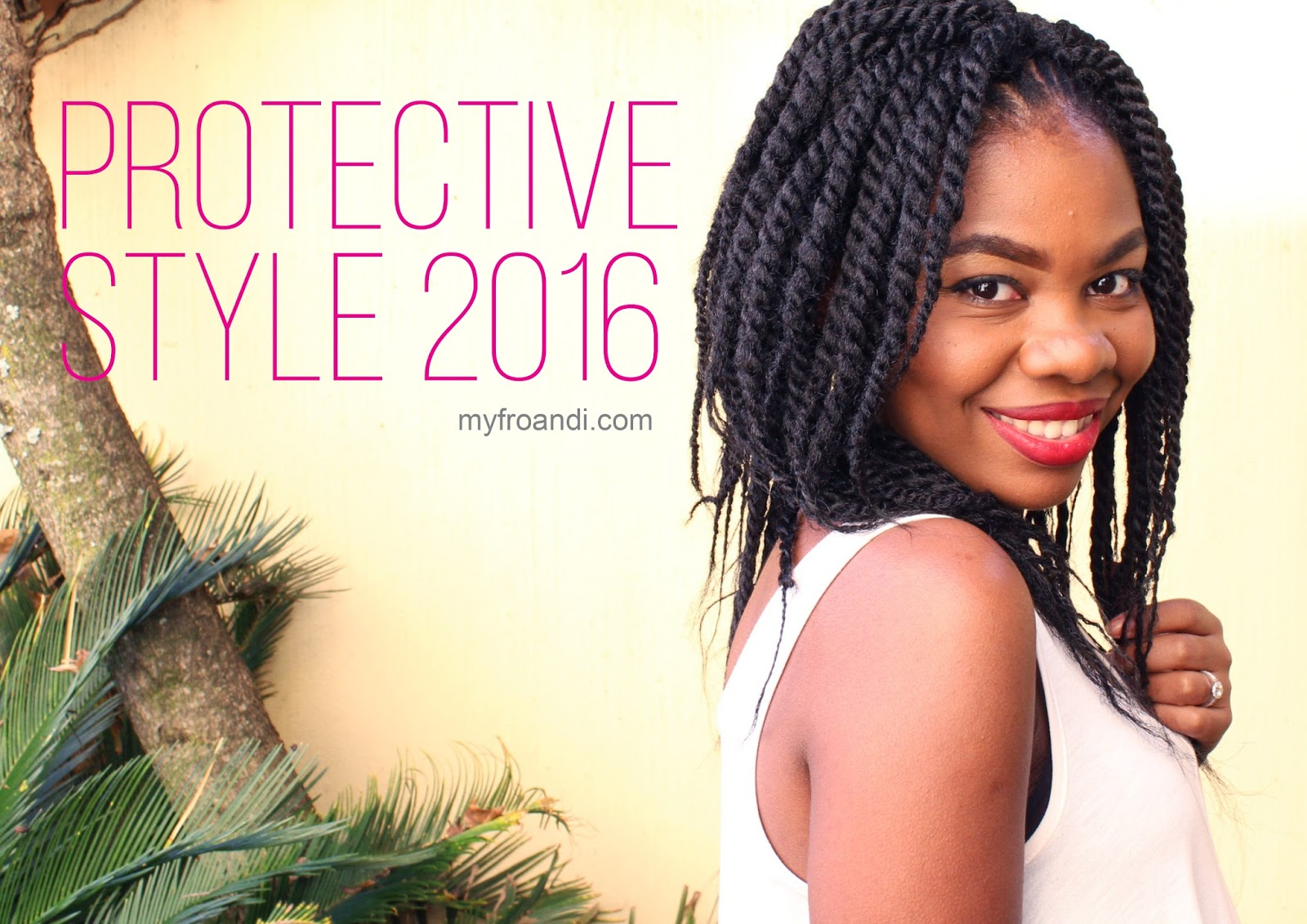 ... Natural Hair & Beauty Blog: Protective Style 2016: Crochet Braids