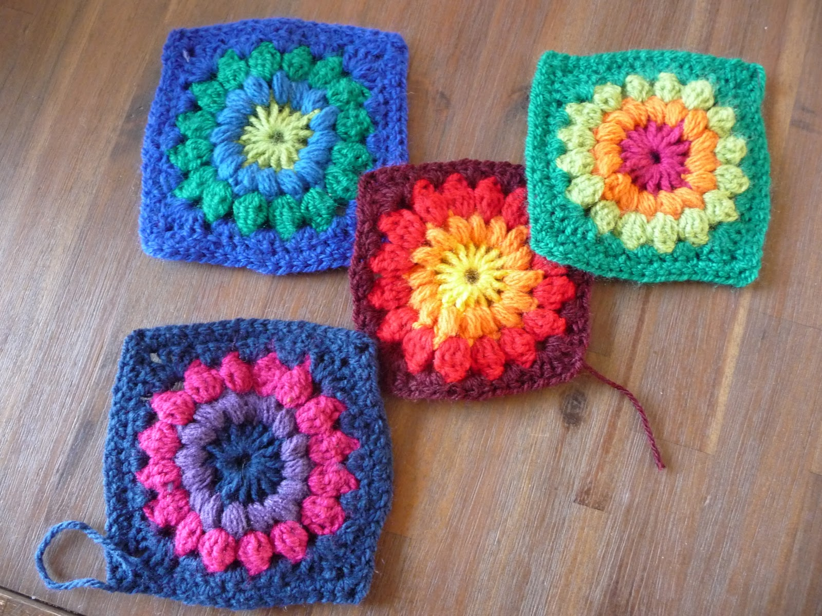 Rianneshaaksels Granny Square