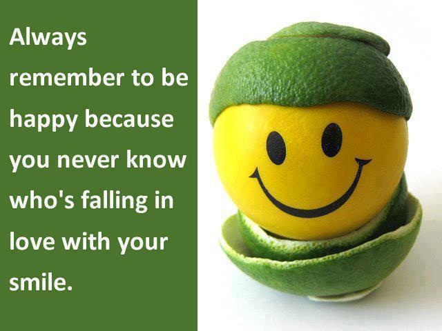 interesting inspirational quotes keep smiling always remember