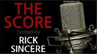 The Score Bearing Drift Rick Sincere podcast radio