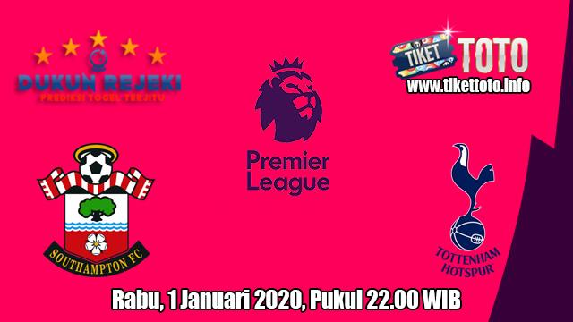 Prediksi Southampton VS  Tottenham Hotspur 1 Januari 2020