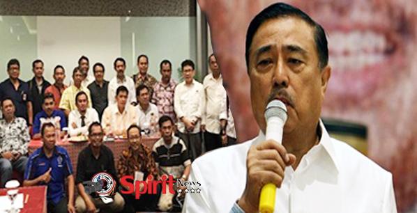 Alwi Hamu : Hasil Sewa Gedung PWI Untuk Organisasi
