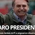 Bolsonaro é o novo Presidente do Brasil