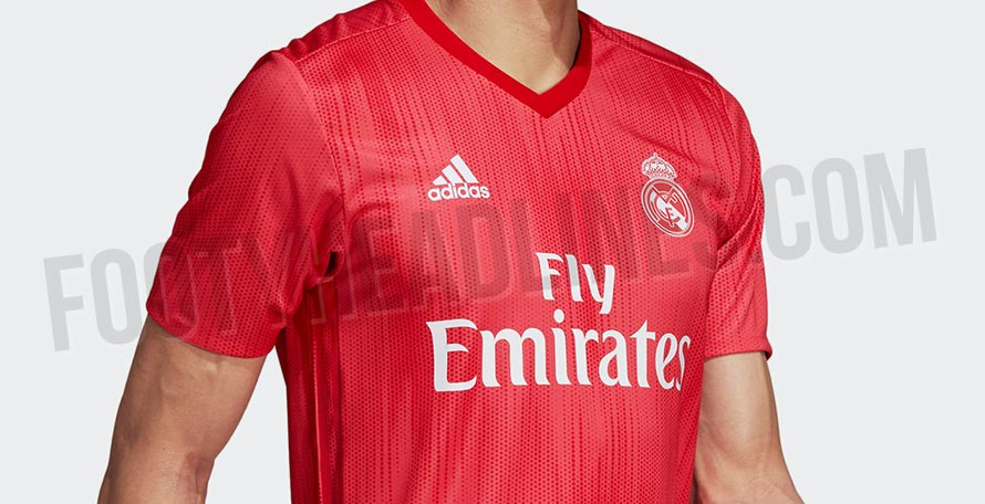 The new Adidas Real Madrid 2018-2019 third kit introduces a bright and  eye-catching look 44898d887