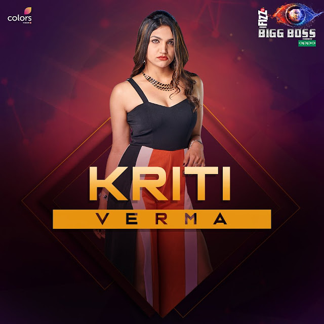 Kriti in Bigg Boss 12