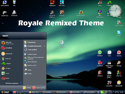 Theme Royale Remixed  For Xp