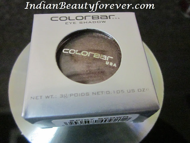Colorbar Eye Shadow in Spicy Brown