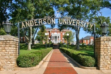 Massage school Dallas Texas: Anderson University Online