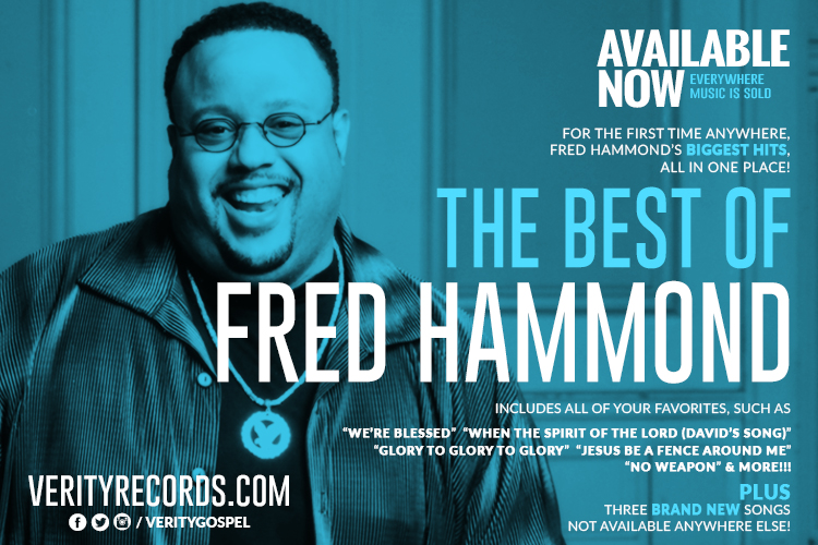 Fred Hammond. The Best of Fred hammond