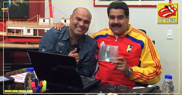 Omar Enrique ahora dice que no guarda ninguna relación con Nicolás Maduro