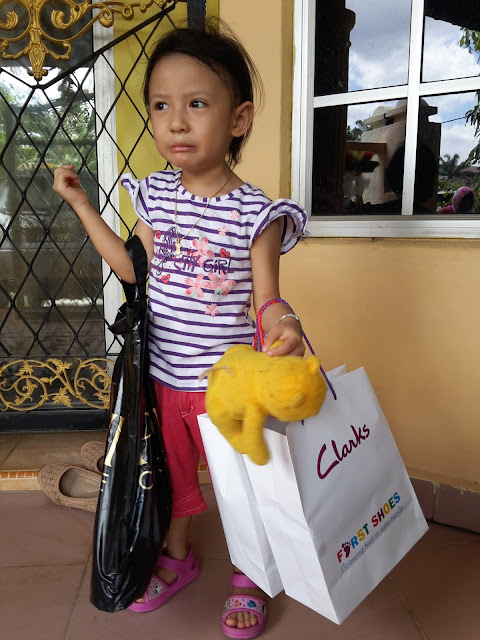 Tetiap Tahun, Clarks Pilihan Wajib Untuk Kasut Anak